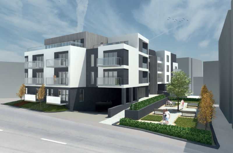 Bramble and RHP developing 24 New Affordable Units.