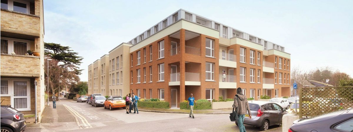 Bramble and RHP to deliver 49 new homes in Kingston