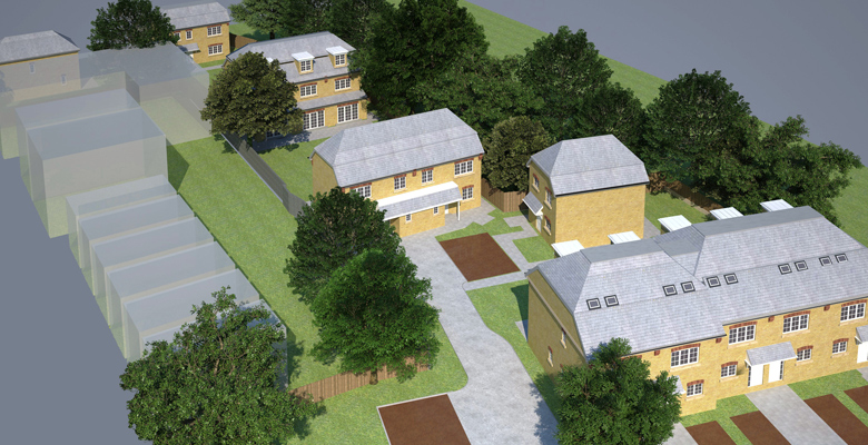 Developer takes risk for affordable housing success