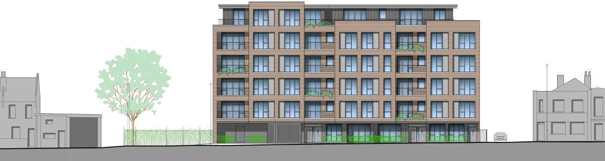 South London affordable housing plans submitted