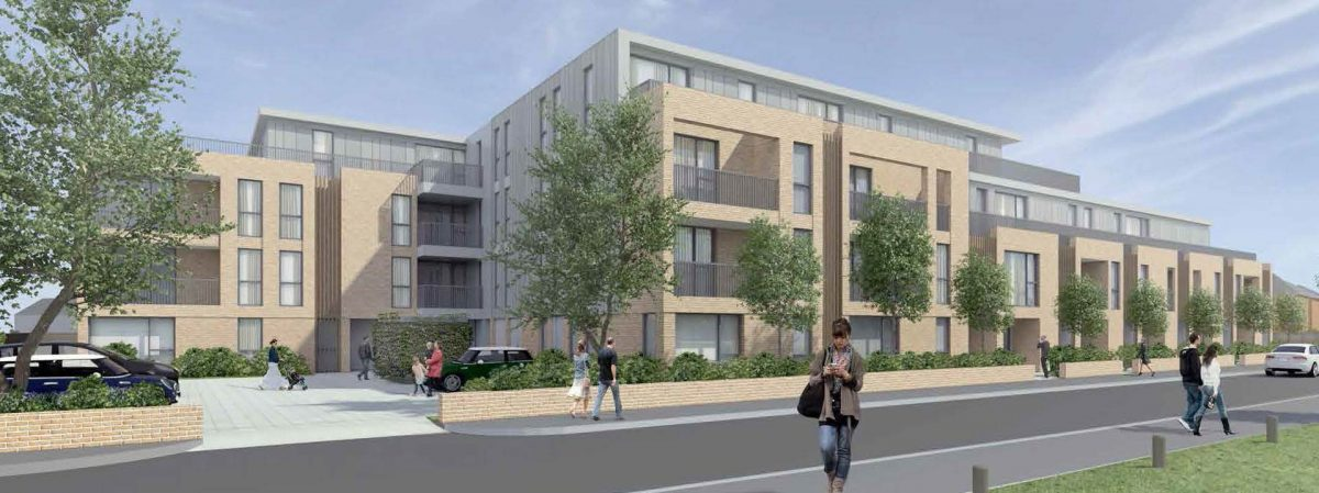 Working fast to deliver affordable housing