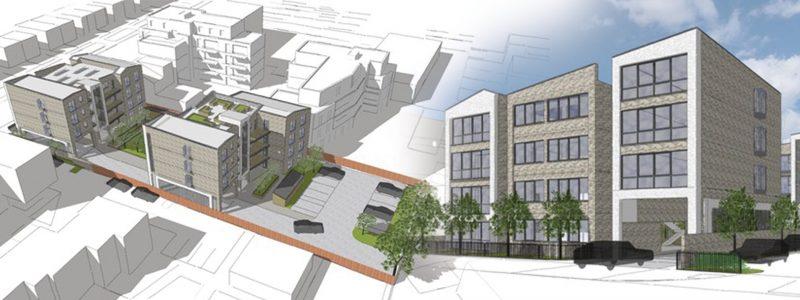 Hounslow – New 28 unit scheme