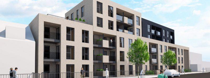 Thornton Heath – New 47 unit scheme